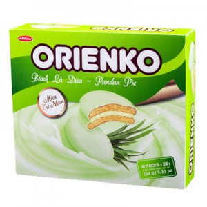Bánh lá dứa Orienko 264 gam