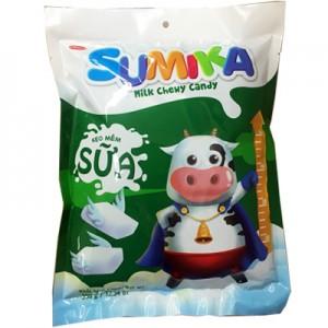 Kẹo mềm Sumika Sữa túi 350 gam